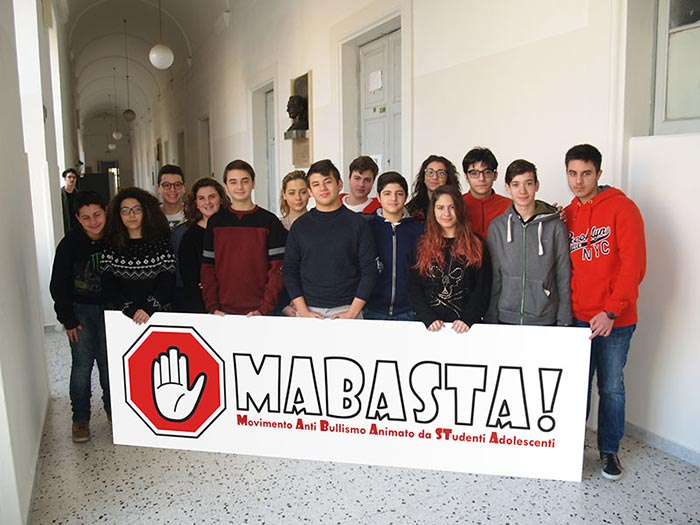 MABASTA – Movimento Anti Bullismo Animato da STudenti Adolescenti