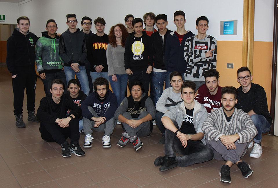 Il Sobrero diventa Cisco Networking Academy