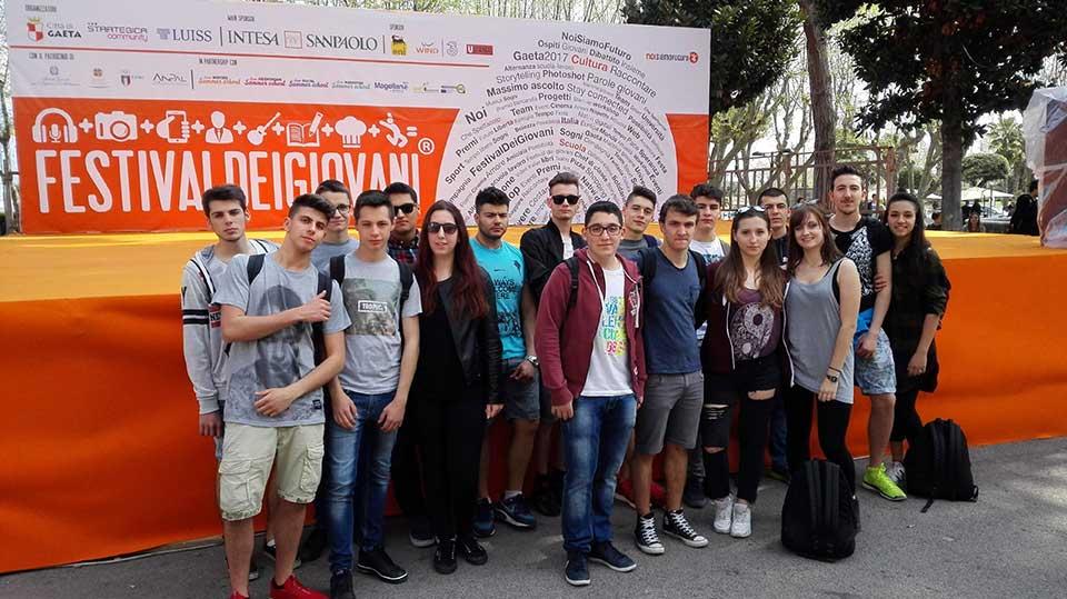 Il Sobrero al Festival dei giovani di Gaeta