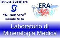 laboratorio mineralogia medica