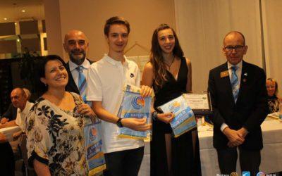 Due allievi della 5AC premiati dal Rotary