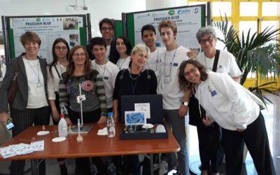 "I nostri studenti ""International Science Ambassadors"""