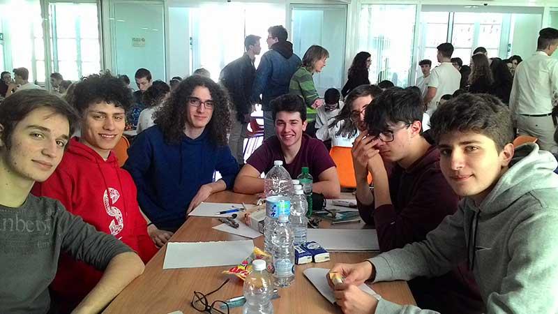 8 marzo: festa della matematica, festa del Sobrero!