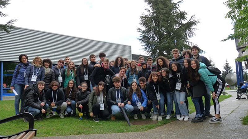 Visita al CERN